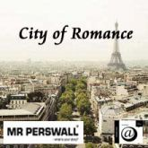 Mr Perswall City of Romance svéd tapétakatalógus