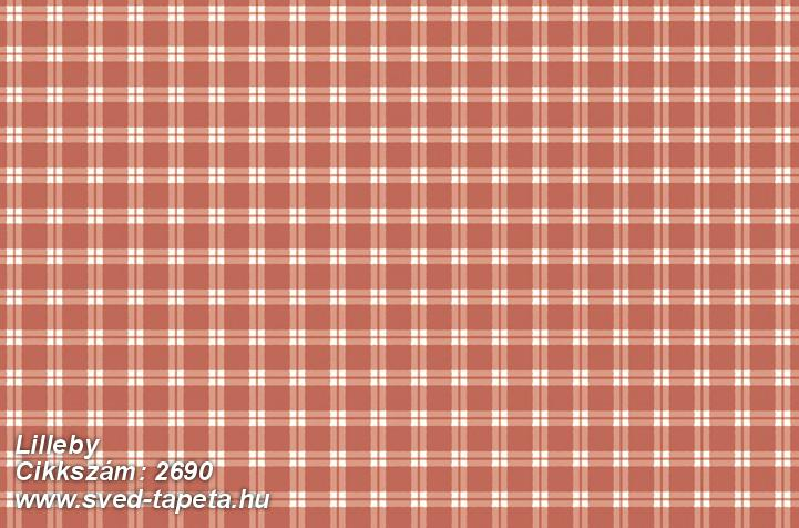 Lilleby 2690 cikkszámú svéd Borasgyártmányú designtapéta