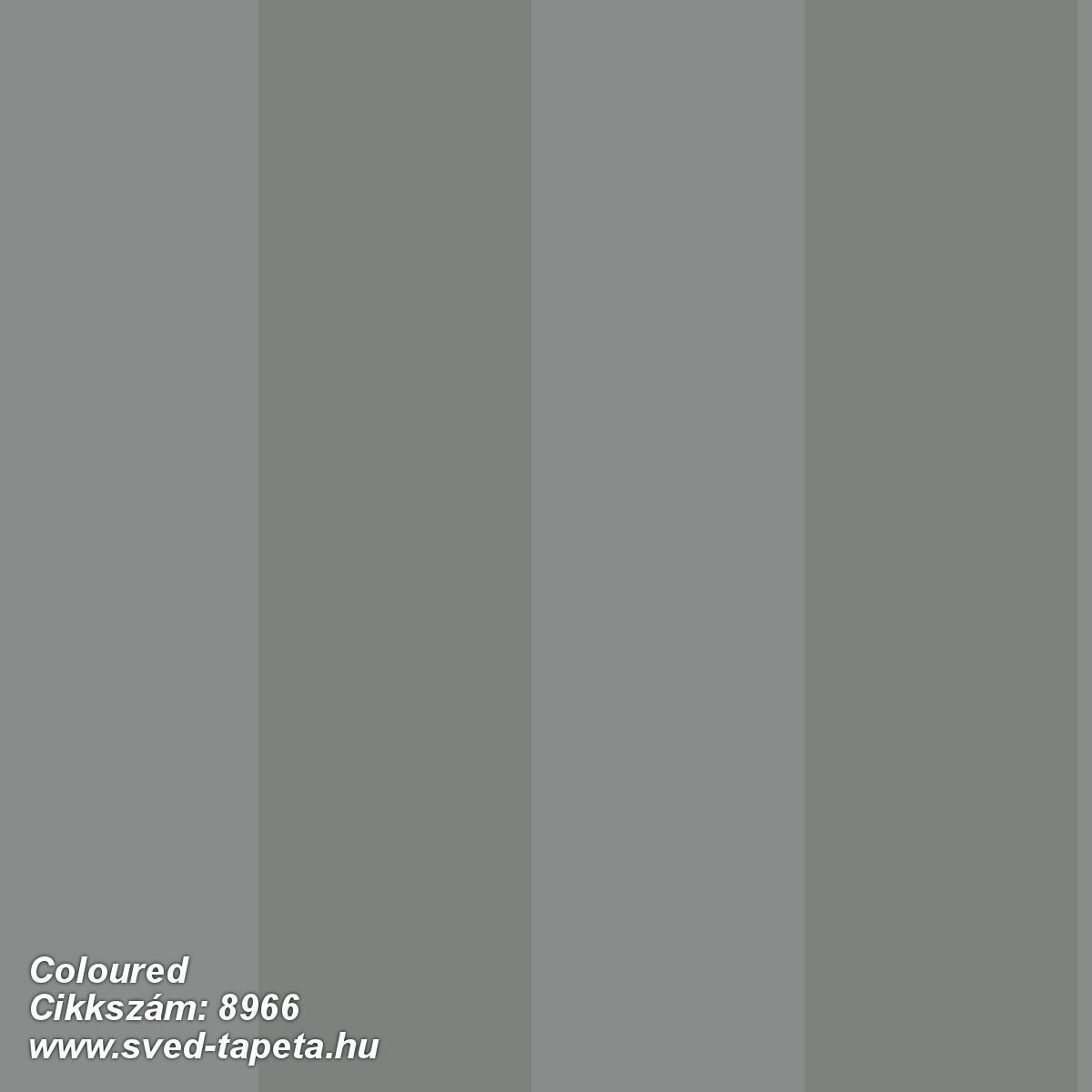 Coloured 8966 cikkszámú svéd ECOgyártmányú designtapéta