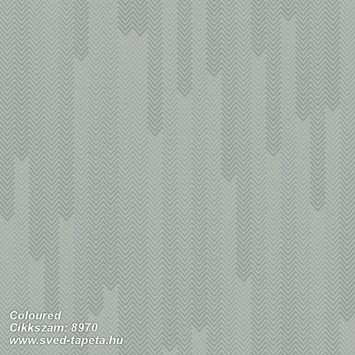 Coloured 8970 cikkszámú svéd ECOgyártmányú designtapéta