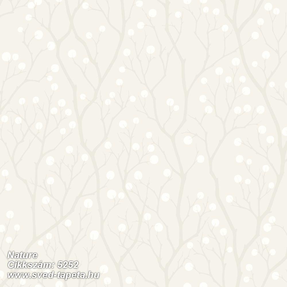 Nature 5252 cikkszámú svéd ECOgyártmányú designtapéta