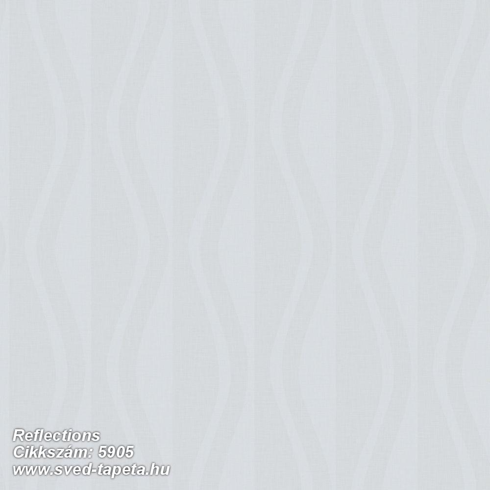 Reflections 5905 cikkszámú svéd ECOgyártmányú designtapéta