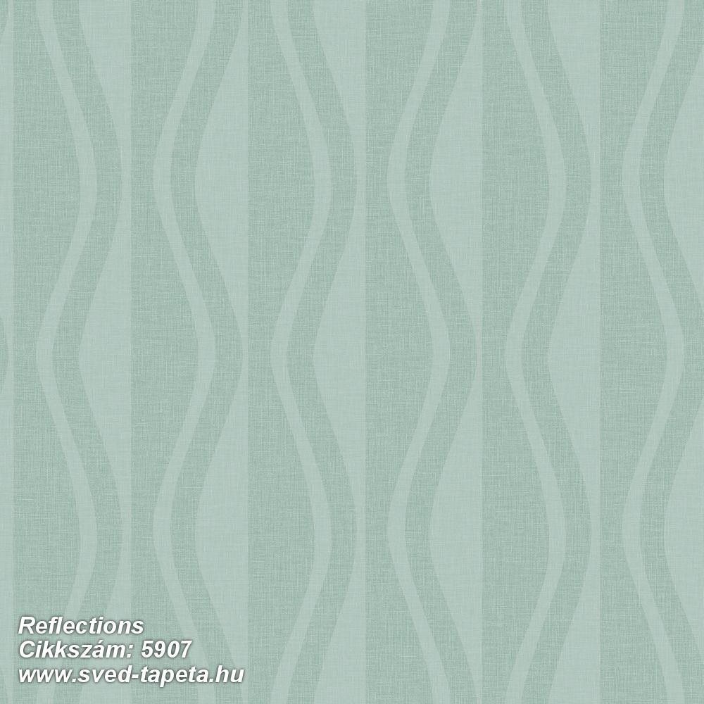 Reflections 5907 cikkszámú svéd ECOgyártmányú designtapéta