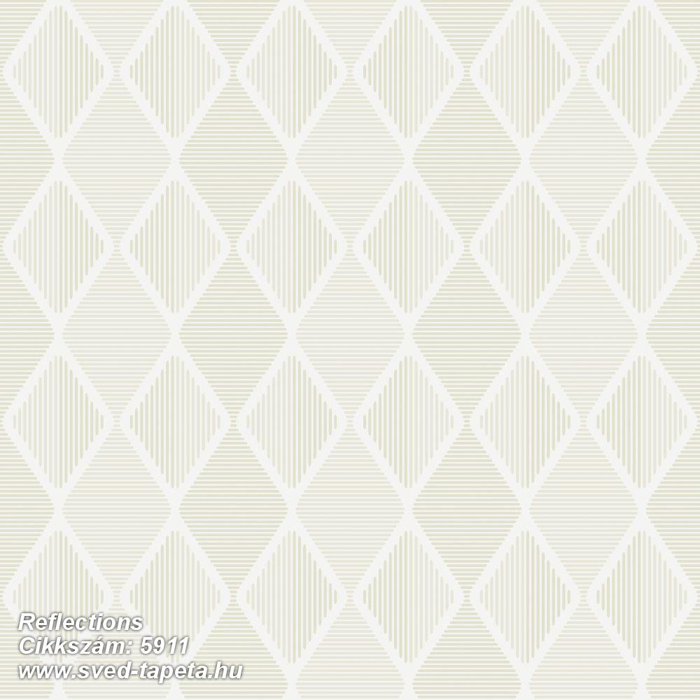 Reflections 5911 cikkszámú svéd ECOgyártmányú designtapéta
