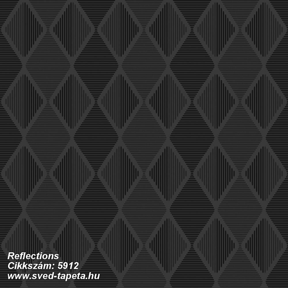 Reflections 5912 cikkszámú svéd ECOgyártmányú designtapéta