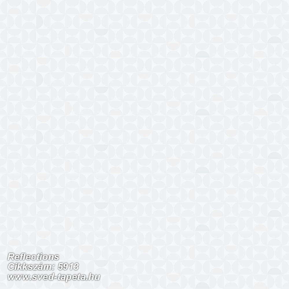 Reflections 5913 cikkszámú svéd ECOgyártmányú designtapéta