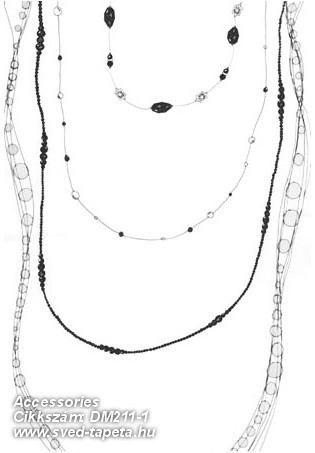 Accessories DM211-1 cikkszámú svéd Mr Perswallgyártmányú designtapéta
