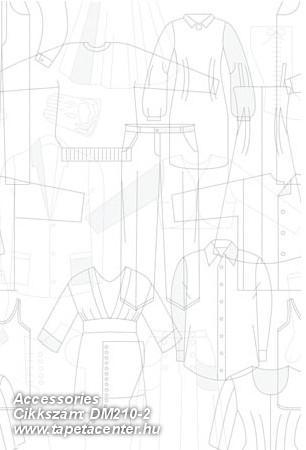 Geometriai mintás,különleges motívumos,rajzolt,retro,fehér,szürke,gyengén mosható,vlies poszter, fotótapéta