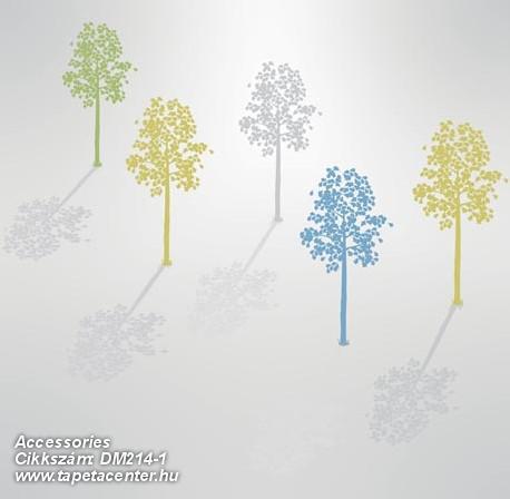 Absztrakt,fa hatású-fa mintás,különleges motívumos,rajzolt,retro,természeti mintás,kék,sárga,szürke,zöld,gyengén mosható,vlies poszter, fotótapéta