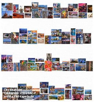 Destinations P112102-4 cikkszámú svéd Mr Perswallgyártmányú designtapéta