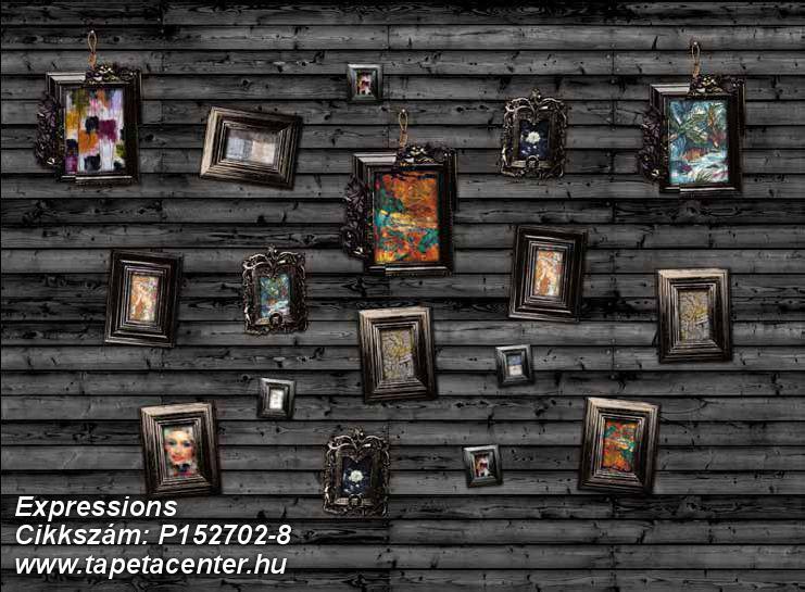 Fa hatású-fa mintás,fotórealisztikus,geometriai mintás,különleges motívumos,rajzolt,retro,barna,fehér,fekete,narancs-terrakotta,szürke,gyengén mosható,vlies poszter, fotótapéta