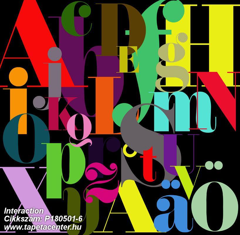 Feliratos-számos,fekete,kék,narancs-terrakotta,piros-bordó,sárga,gyengén mosható,vlies poszter, fotótapéta