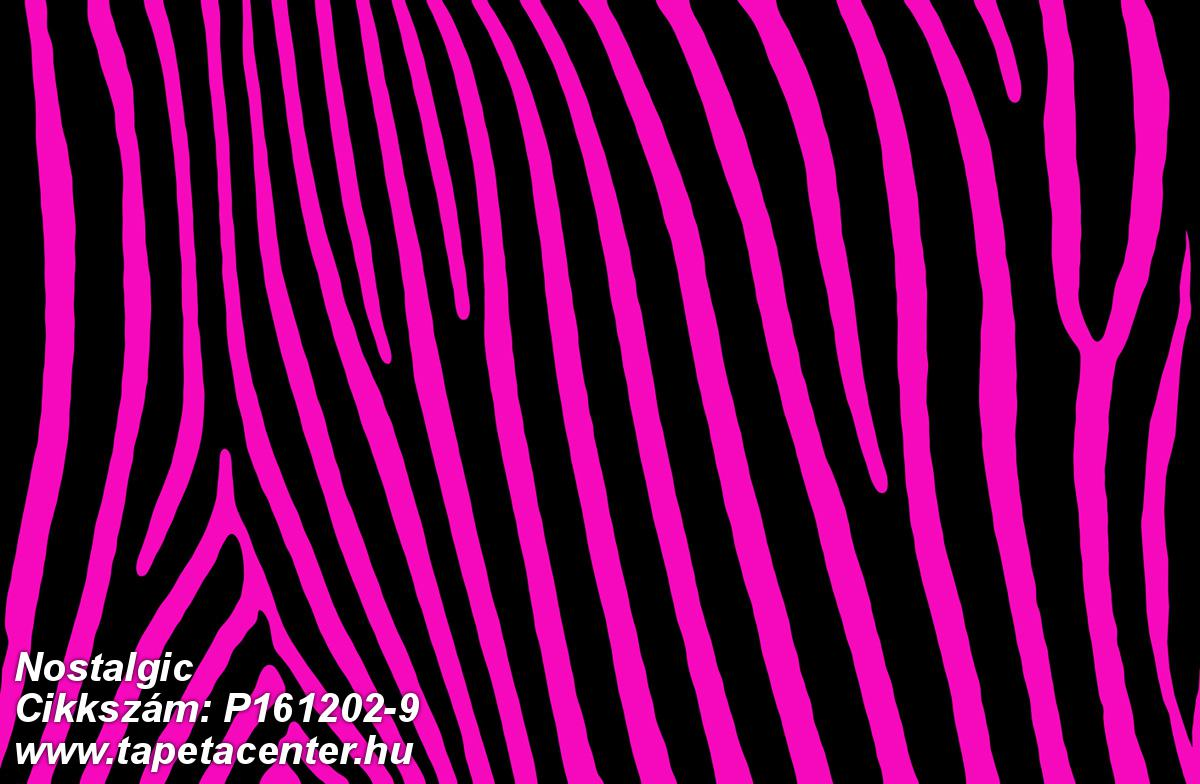 Absztrakt,csíkos,rajzolt,retro,fekete,lila,gyengén mosható,vlies poszter, fotótapéta